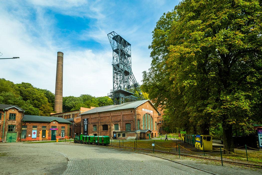 Muzeum Landek Park - 15 minut chůze
