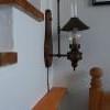 Nostalgie - detail starožitná lampa
