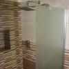 Luxury - sprchovací kout se zásobou mýdla